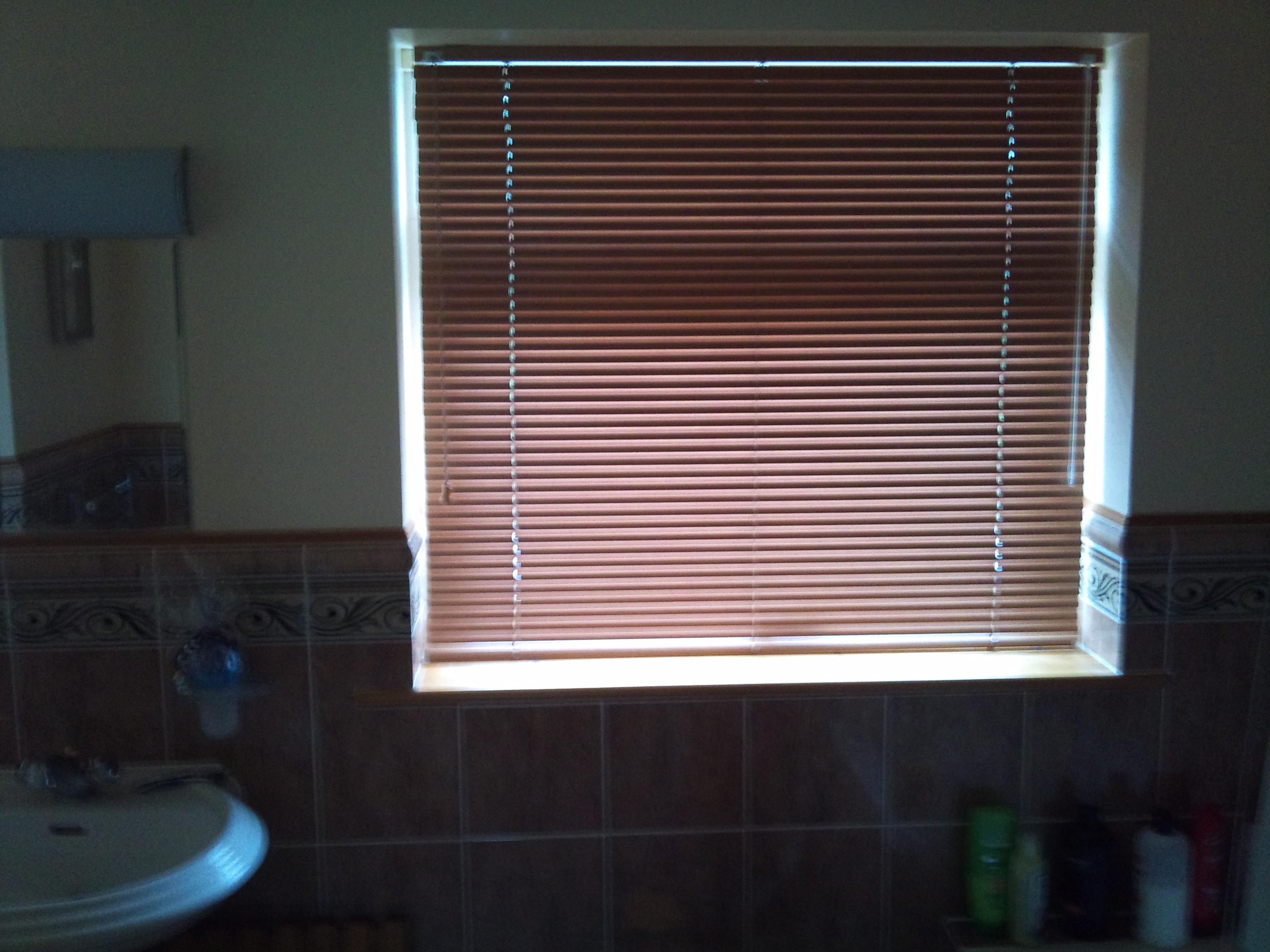Bathroom Window Roller Blinds venetian window blinds plymouth