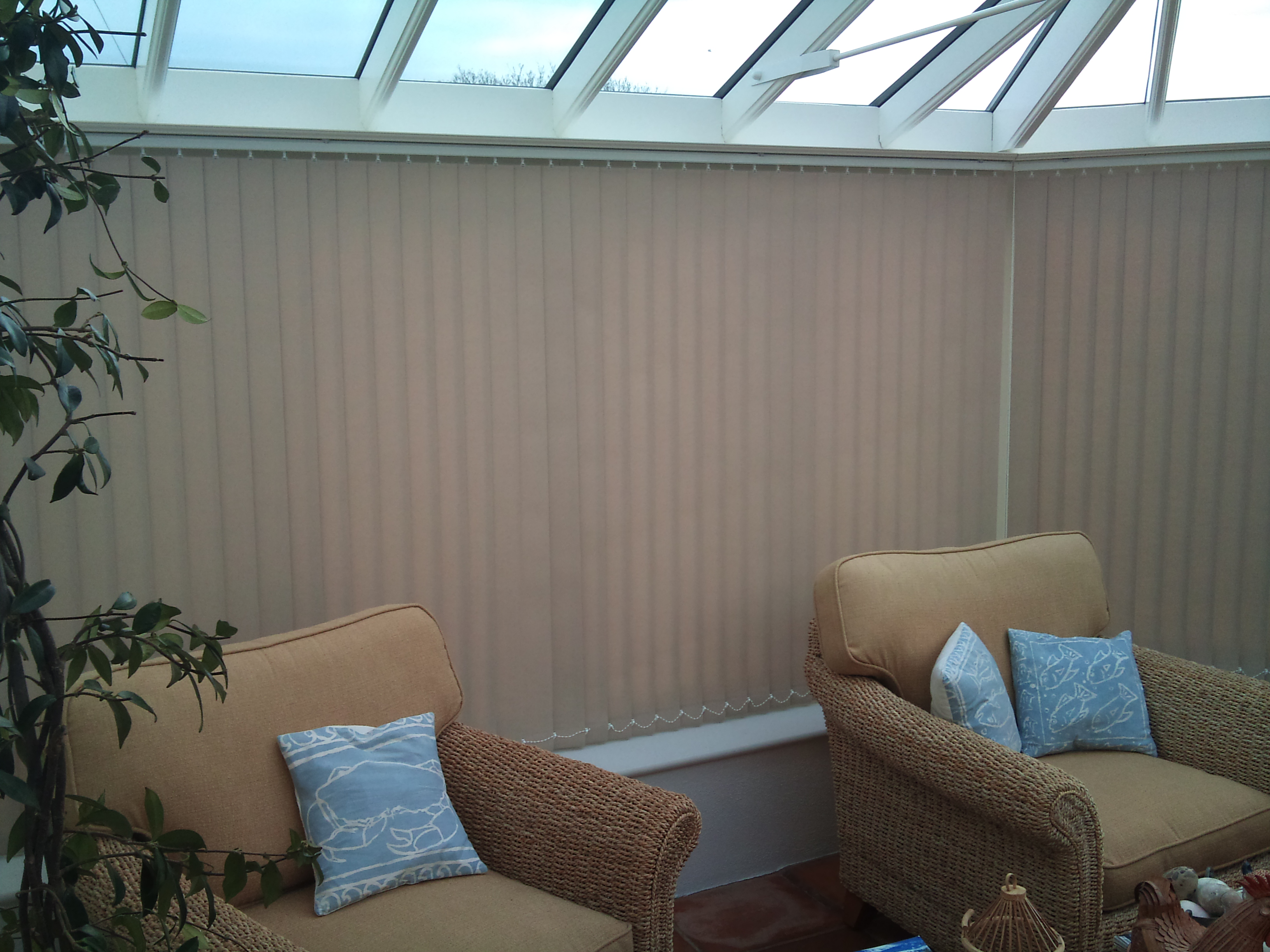 harmony blinds for of in headrail window curved item bay gallery track vertical bristol with blind looking