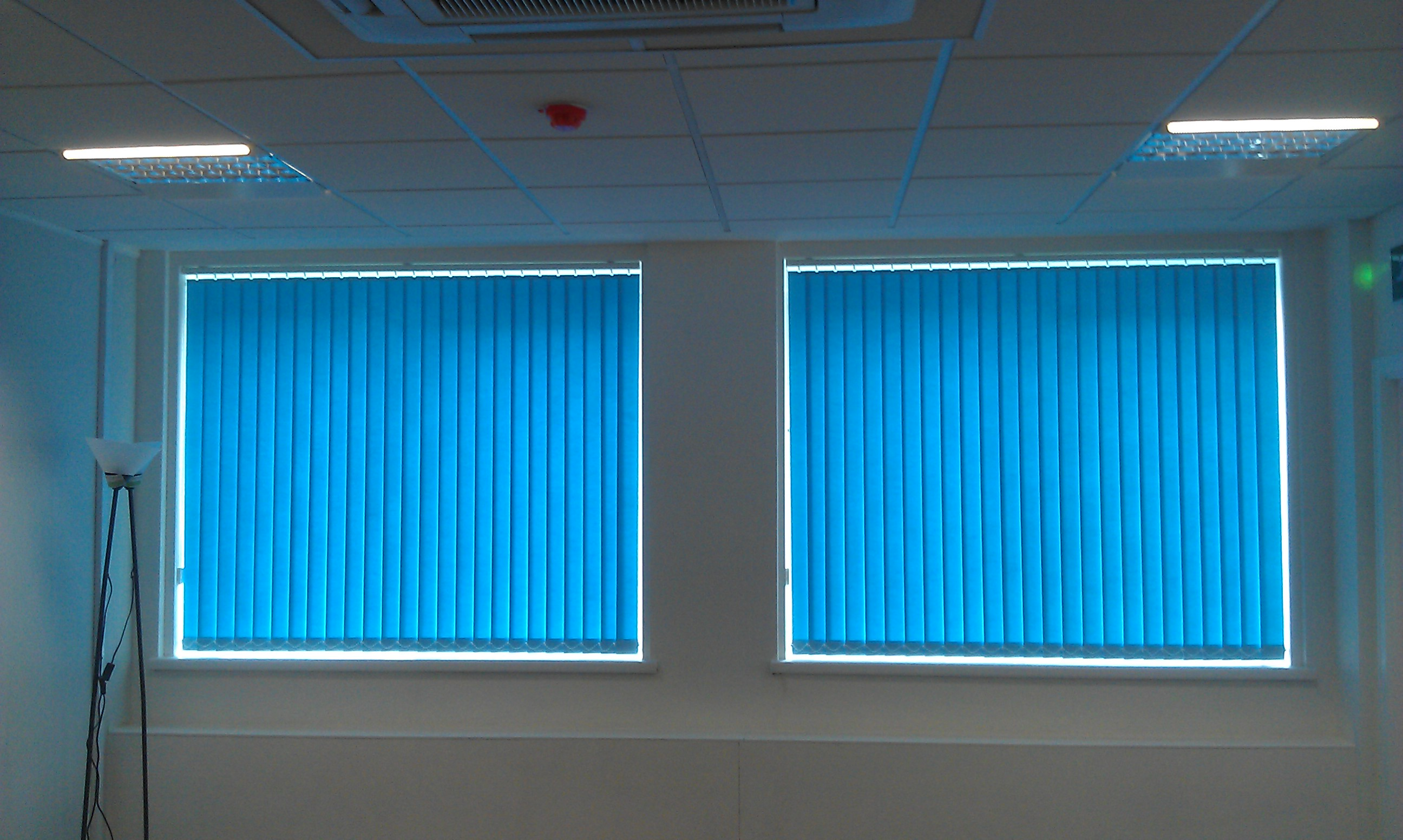 Commercial window blinds plymouth for Commercial windows