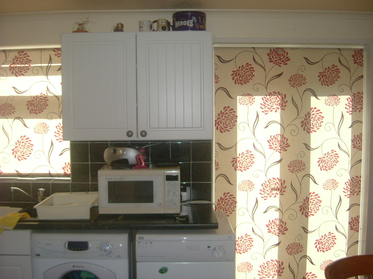 Roller Window Blinds Plymouth Found On Wood In